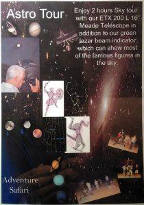 Plakát Astro Tour