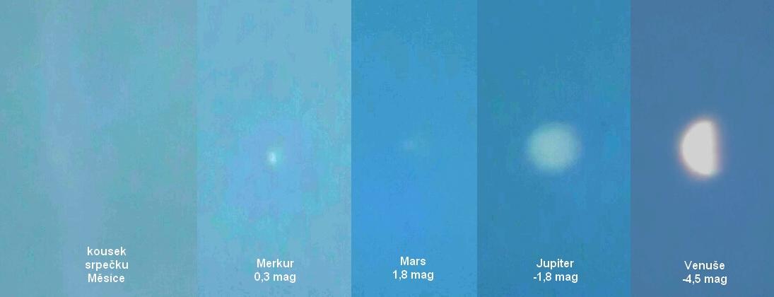 planety a Měsíc 11.10.2015