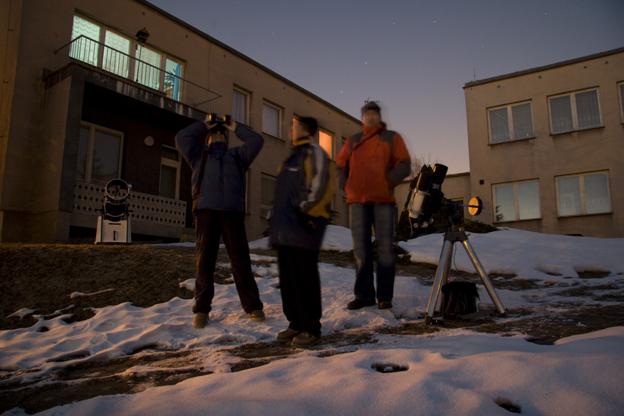 pozorování 24.2.2011 v Kokoníně
