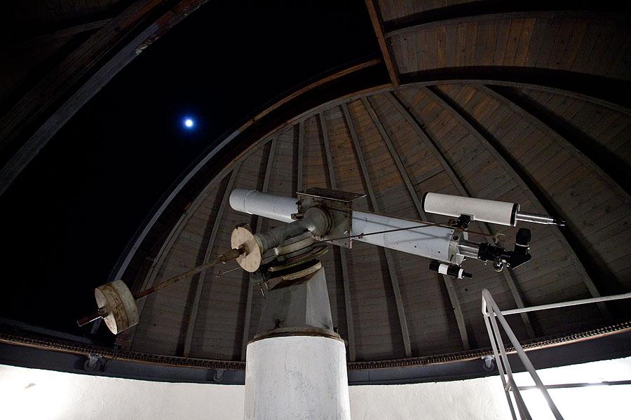dalekohled Turnov