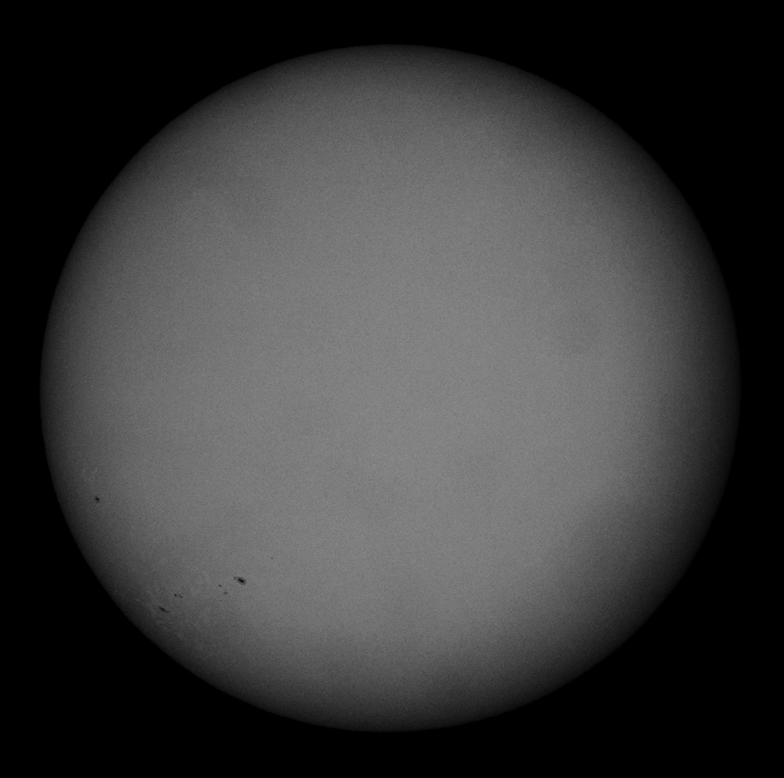 Slunce 30. 6. 2015
