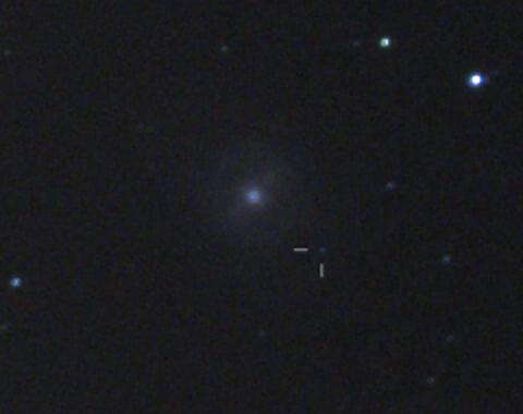 supernova v M95 16.3.2012
